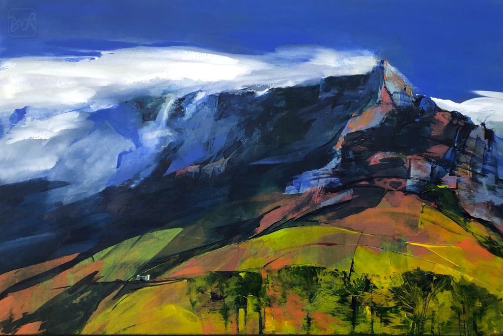 Edge of Table Mountain