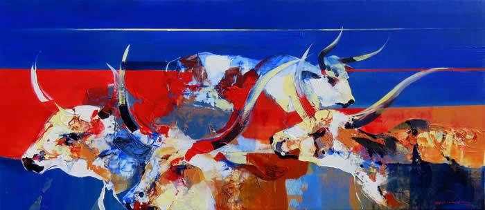 Ngunis (Bulls)