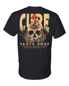 Cure - Skull - Black