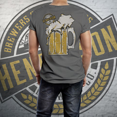 Henderson Brewery - Back