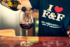 Farmer and Frenchman Winery - Pour 2
