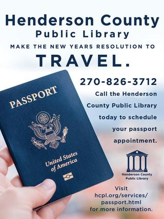 HCPL Passport Advertisement