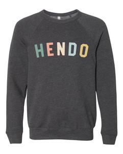 Hendo - Crewneck