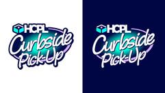 HCPL Curbside Pick-Up Logo