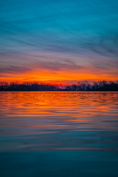 Sunset - March 8, 2021 - 2