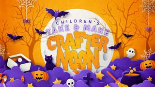 HCPL - Children's Take and Make CrafterNoon