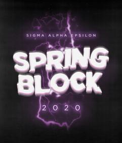 Spring Block SAE - Artwork