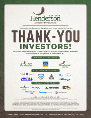 HED Investors Thank-You