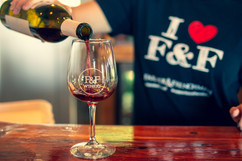 Farmer and Frenchman Winery - Pour 1