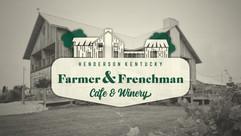 Farmer & Frenchman Logo Concept