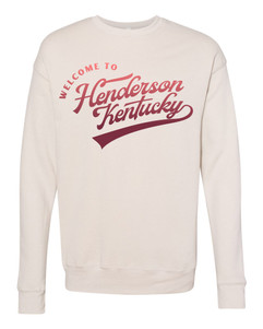 Welcome to Henderson - Crewneck