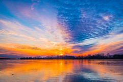 Sunset - February 25, 2021 - 1