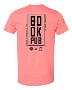Book Pub - Back - Coral