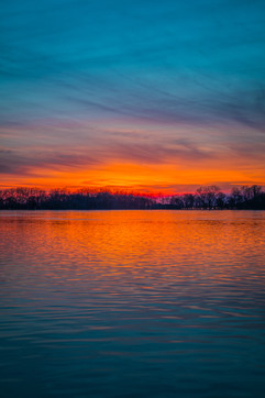 Sunset - March 8, 2021 - 4