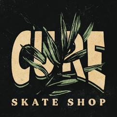 Cure - Front - Black - Artwork