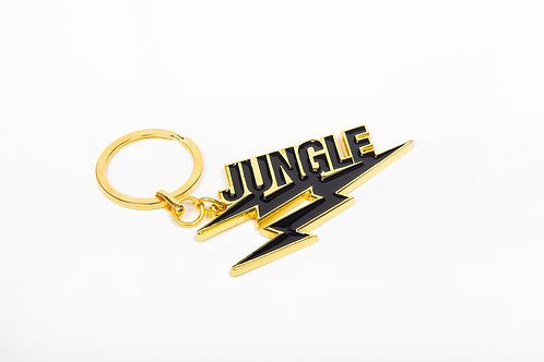 Jungle Keyring