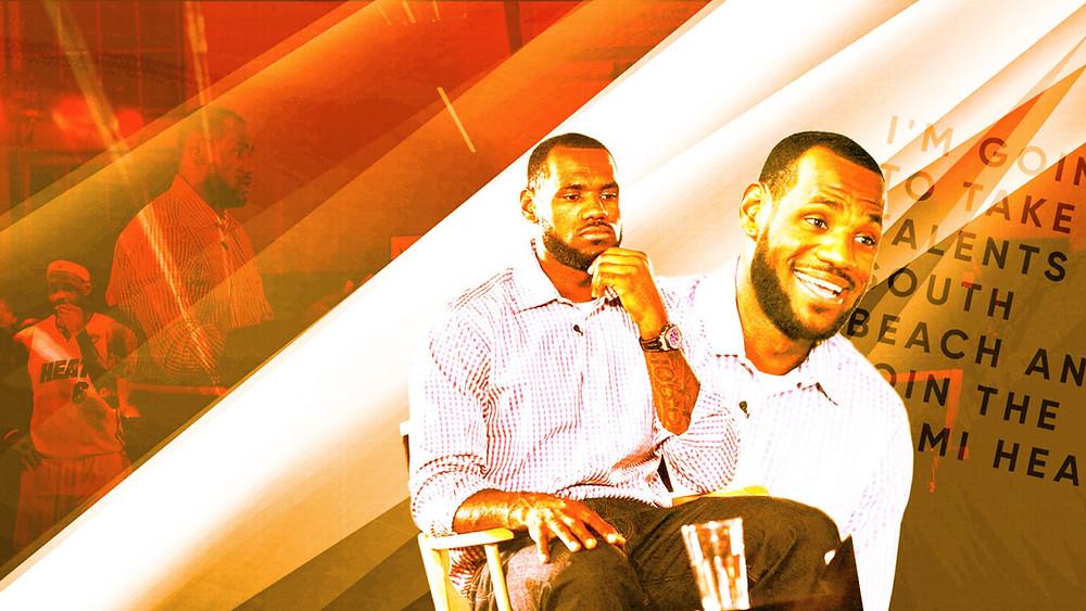 The_Decision_10_anni_NBA_Around_the_Game