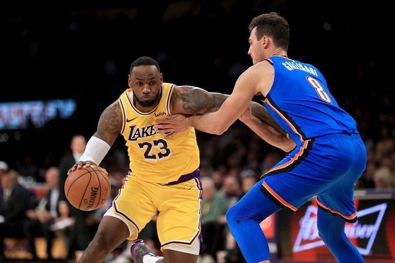 Danilo_Gallinari_Lakers_NBA_Around_the_Game