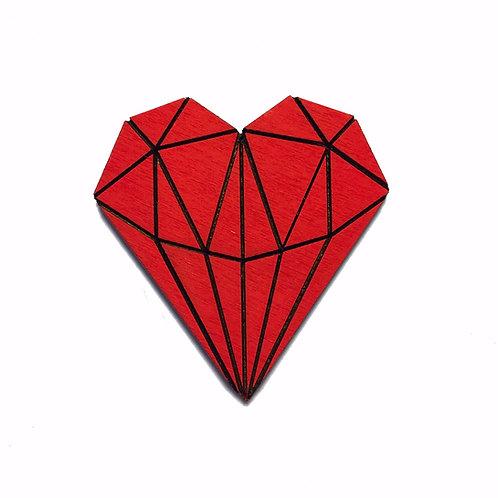 Сердце-кристал
