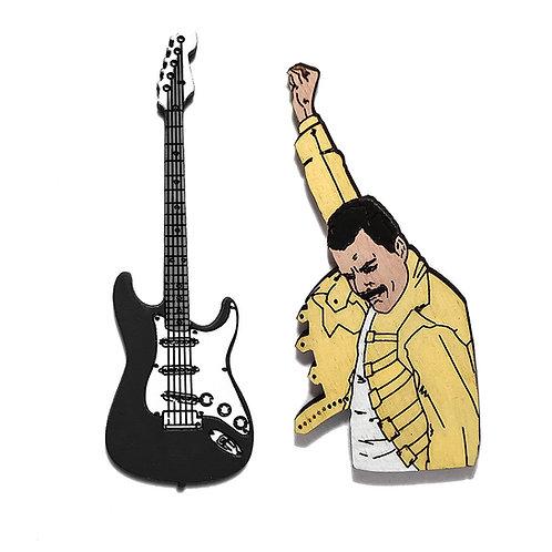 Фредди + Гитара
