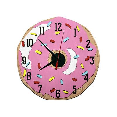 """Часы """"Пончик"""""""