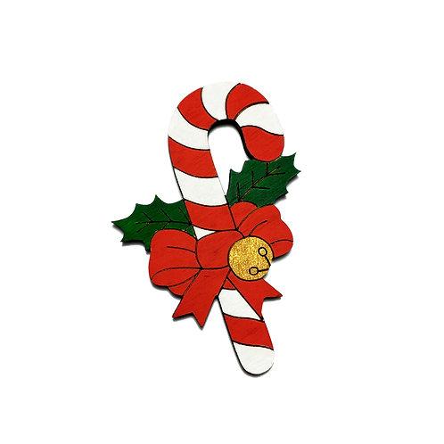 Рождественский леденец