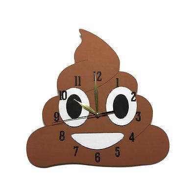 """Часы """"Emoji Poop"""""""