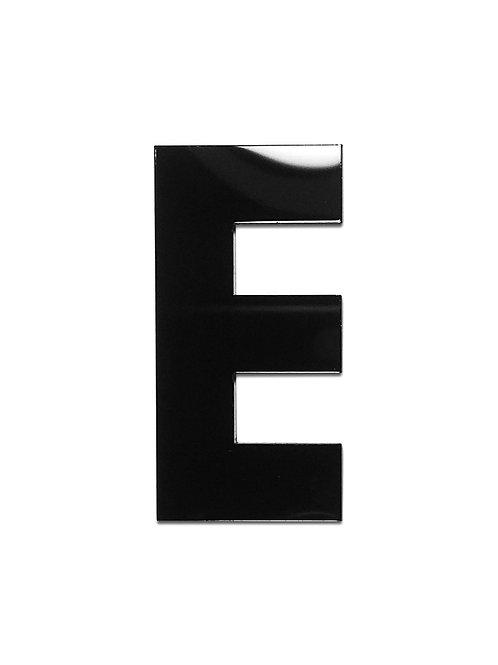 """Буква """"E"""" Simple"""