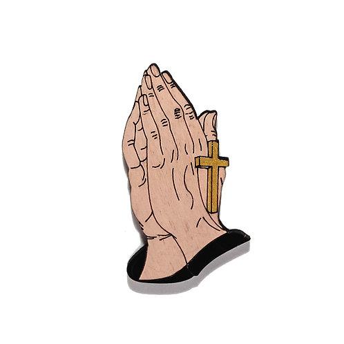 Молящиеся руки