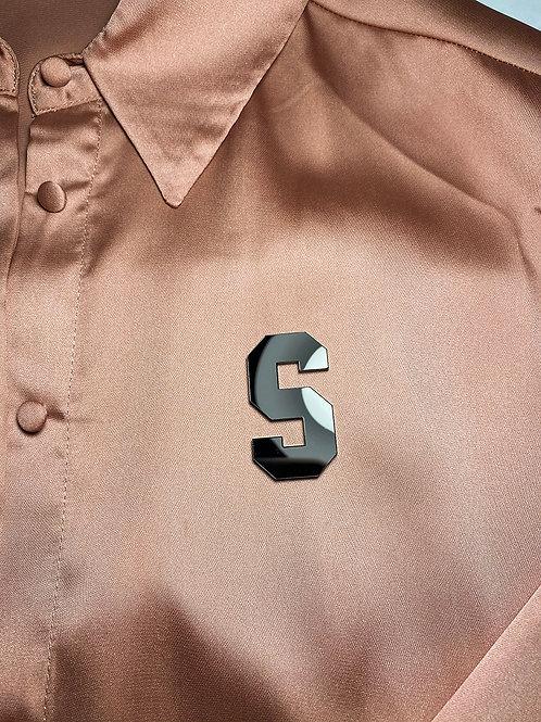 """Буква """"S"""" Simple"""