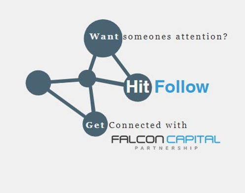 Hit Follow, Get connect, The alternative investment platform by Falcon Capital Partnership, Investing Uk, Register, Process, Funding of your project for project finance, Investors platform and professional collaboration