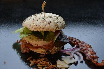 Burger MOELLEUX POULET SAUCE CAESAR 5.JPG