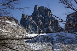 Mountain views in Cerro Castillo