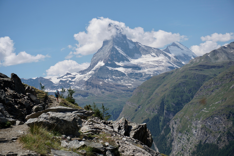 Matterhorn view and hike