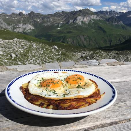 Swiss Rösti (A Taste of the Alps Series)
