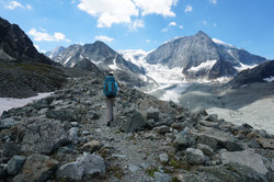Trekking the Haute Route