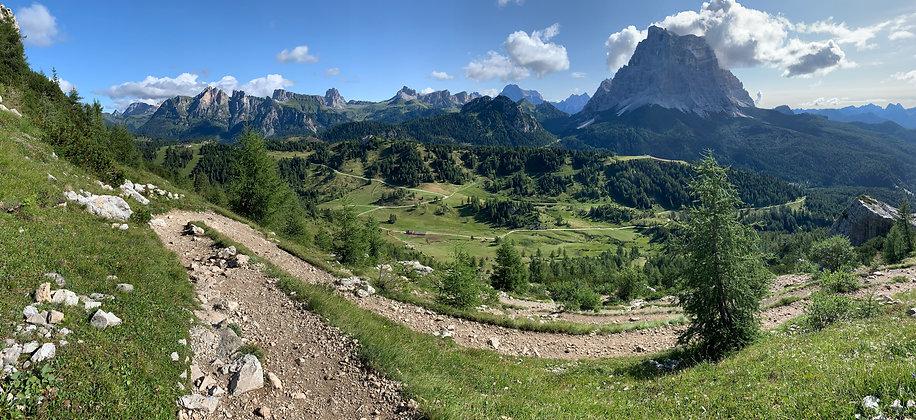 Alta Via 1 Rifugio Coldai