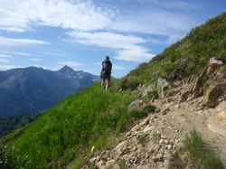 Walking Austria's Alps hut to hut