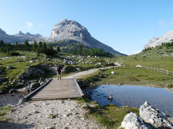 Alta Via Dolomites