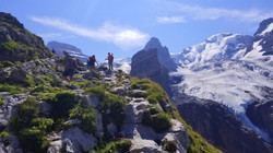 Views on the Bernese Oberland Traver