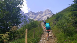 Bernese Oberland Hike