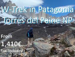 W-Trek in Patagonia