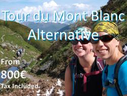 Tour du Mont Blanc Alternative