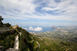 Bicycle tour in Sicily