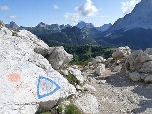 Alta Via  Hike
