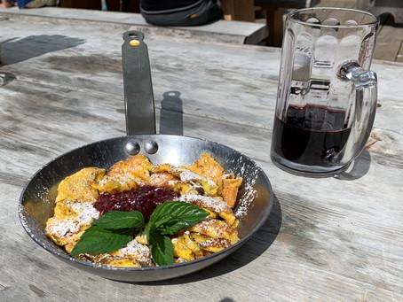 Kaiserschmarrn Recipe - A Taste of the Alps Series
