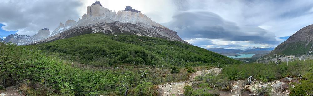 Los Cuernos in Patagonia
