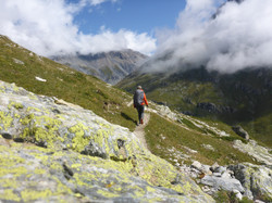 French Alps for hiking