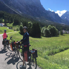 Bicycle Touring in the Alps Resource Page