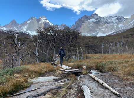 The W-Trek in Torres del Paine Patagonia